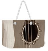 Mounted 6 String Weekender Tote Bag