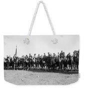 Mounted Guard, 1921 Weekender Tote Bag