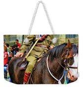 Mounted Infantry 2 Weekender Tote Bag