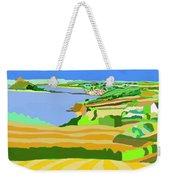 Mounts Bay Cornwall Weekender Tote Bag