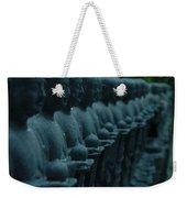 Mourning Row Weekender Tote Bag