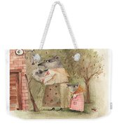 Mouse Family Weekender Tote Bag
