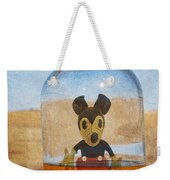 Mouse In A Bottle  Weekender Tote Bag