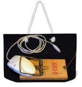 Mousetrap Weekender Tote Bag