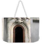 Mouth Doorway Weekender Tote Bag by Nancy Ingersoll