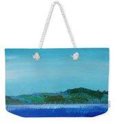 Mouth Of The River Exe Weekender Tote Bag