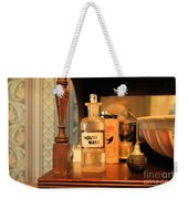 Mouth Wash In The Old Days Weekender Tote Bag