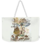 Move Along Weekender Tote Bag