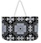 Movement In Abstraction Weekender Tote Bag