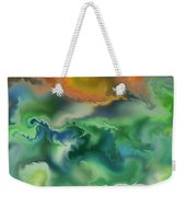 Movement Of The Natural World Weekender Tote Bag