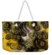 Movement With Venus Weekender Tote Bag