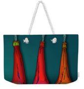 Movers And Shakers Weekender Tote Bag