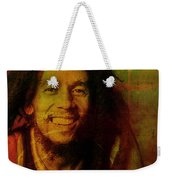 Movie Icons - Bob Marley I Weekender Tote Bag