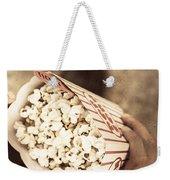 Movie Nostalgia Weekender Tote Bag