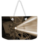 Movie Projector  Weekender Tote Bag