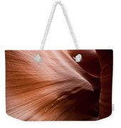 Moving Canyon Weekender Tote Bag
