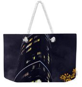 Moving On Up Weekender Tote Bag