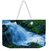 Moving Water Can Move Your Soul Weekender Tote Bag