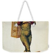 Mozart: Magic Flute, 1791 Weekender Tote Bag