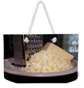 Mozzarella Weekender Tote Bag