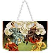 Mr. And Mrs. Herbert L. Flint  Weekender Tote Bag