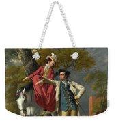 Mr And Mrs Thomas Coltman Weekender Tote Bag