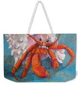 Mr. Crab Weekender Tote Bag