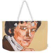 Mr. Darcy Weekender Tote Bag