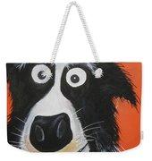 Mr Dog Weekender Tote Bag
