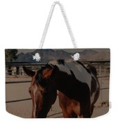 Mr Ed Weekender Tote Bag
