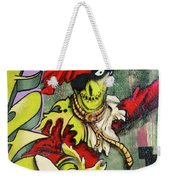 Mr. Graffiti Weekender Tote Bag