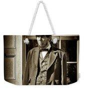 Mr Lincoln Weekender Tote Bag