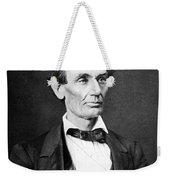Mr. Lincoln Weekender Tote Bag