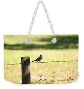 Mr. Mockingbird Weekender Tote Bag