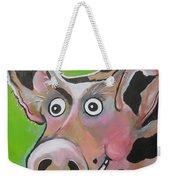 Mr Pig Weekender Tote Bag