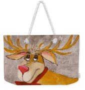 Mr Reindeer Weekender Tote Bag