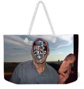 Mr. Robot-otto Weekender Tote Bag