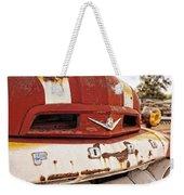 Mr. Rusty Weekender Tote Bag