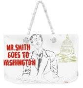 Mr Smith Goes To Washington  Weekender Tote Bag
