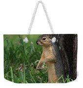 Mr. Squirrel Weekender Tote Bag