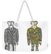 Mr.c Weekender Tote Bag
