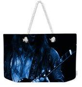 Mrmt #70 Enhanced In Blue Weekender Tote Bag