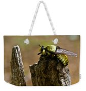 Mrs. Fly Weekender Tote Bag