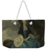 Mrs Oswald Weekender Tote Bag