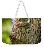 Mrs. Owl Weekender Tote Bag