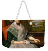 Mrs Richard Alsop 1792 Weekender Tote Bag