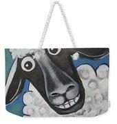 Mrs Sheep Weekender Tote Bag