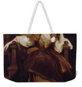 Mrs Siddons As The Tragic Muse Weekender Tote Bag