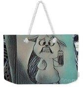 Mrs Weekender Tote Bag