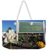 Msu Spring 36 Weekender Tote Bag